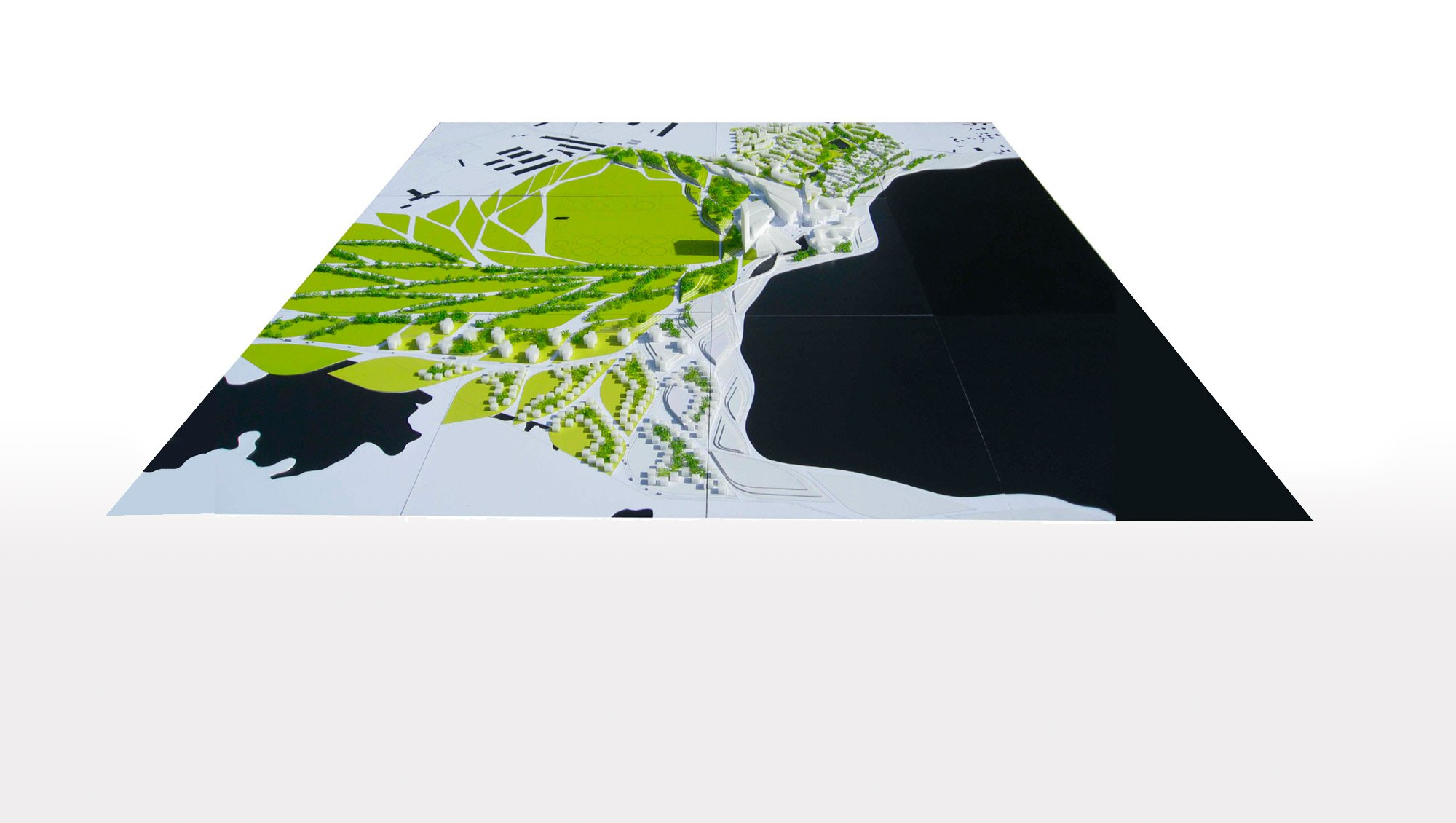 Ecobay Sustainable Masterplan